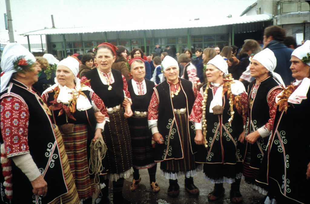 The Bístritsa Babi (Grannies), 27 Jan 1981