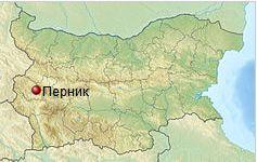Bg map-Screenshot, Pernik